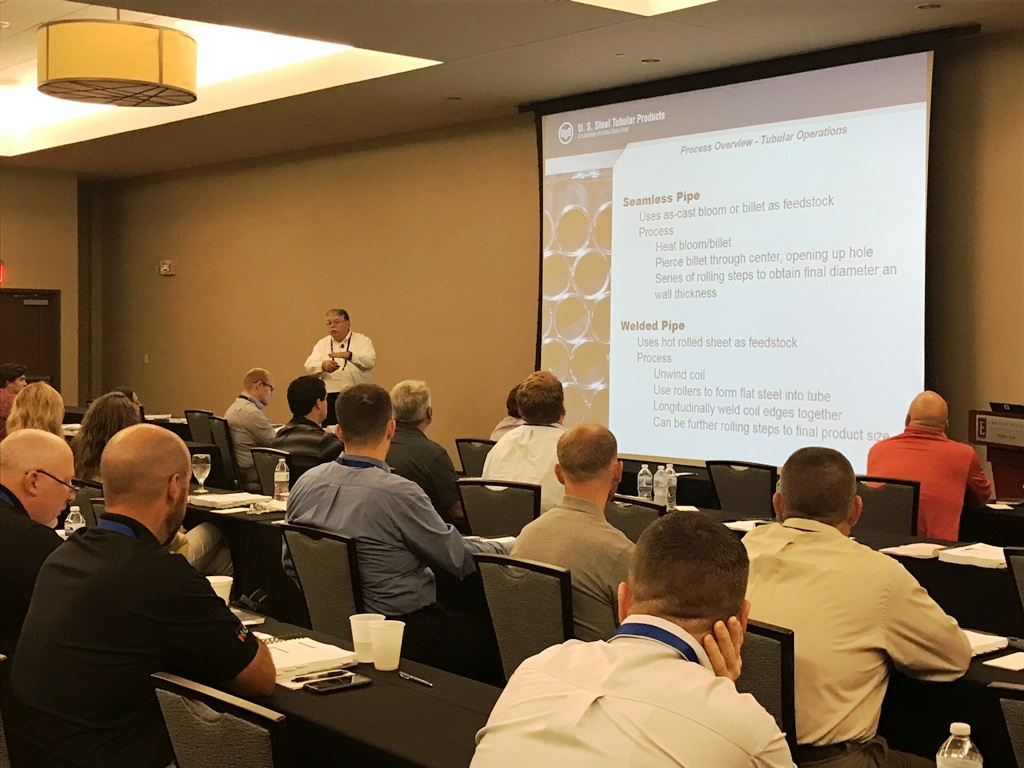 U s steel tubular products seminar a success