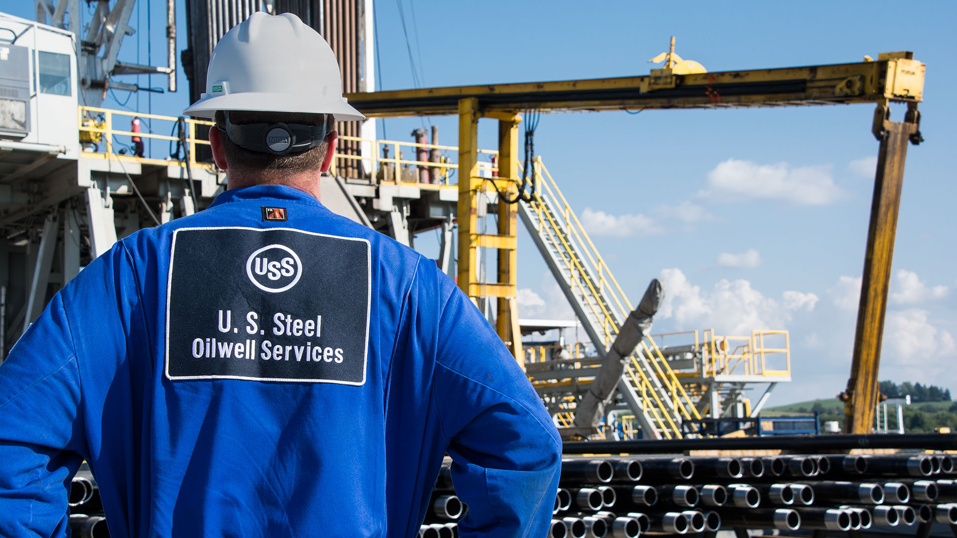 U. S. Steel Tubular Products Rig Site Services